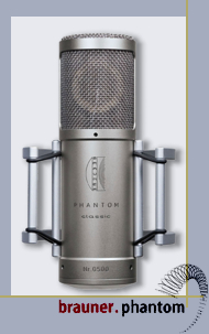 Brauner-Phantom-Classic-Mikrofon