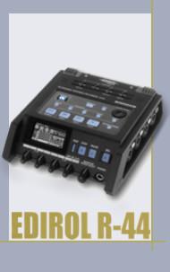 4-Kanal Rekorder von Edirol